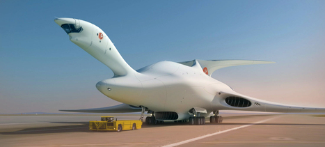 Formidable biologically inspired airplanes by Al Brady | Nowadays | Scoop.it