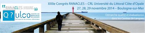 RANACLES 2014 - Boulogne, nov 14 | TELT | Scoop.it
