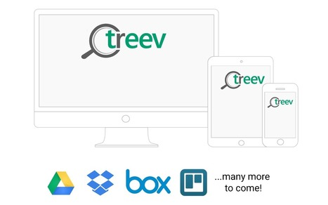 treev: a search bar for your cloud tools | Time to Learn | Scoop.it