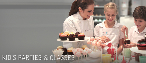 Kids Baking Workshops - The Classic Cupcake Co. | Business | Scoop.it