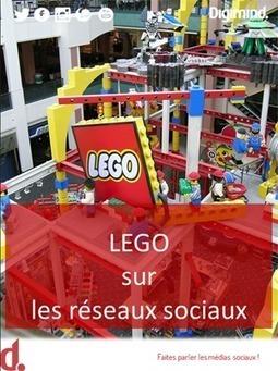 Analyse : la marque LEGO sur les réseaux sociaux   Le journal d'Hervé sur les médias sociaux et le community management   Scoop.it