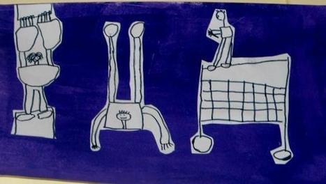 L'apport de la pratique artistique chez l'enfant | Art, langage, apprentissage | Psychomotricité à l'école | Scoop.it