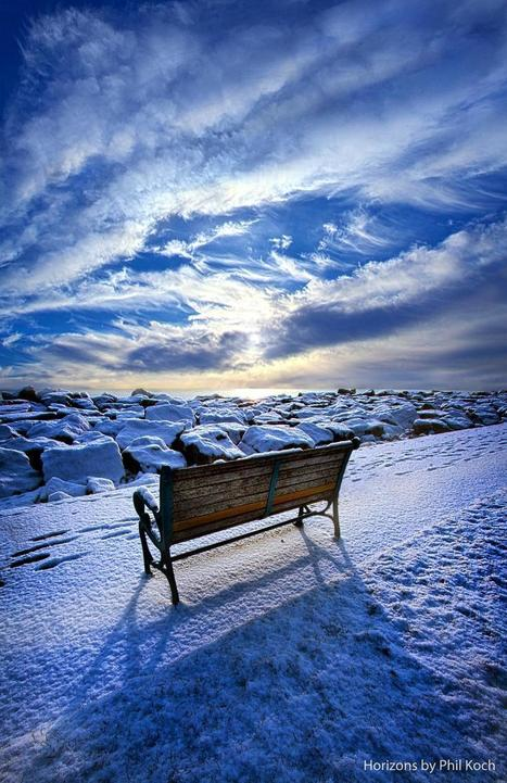 &quot;Passing the Time Away&quot;<br/>Wisconsin Horizons By Phil Koch.<br/>http://phil-koch.artistwebsites.com   Beautiful Photography   Scoop.it