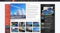 Hermes - A Responsive Blog WordPress Theme | Free & Premium WordPress Themes | Scoop.it