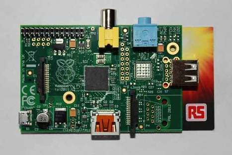 Raspberry Pi Model A » DesignSpark | Raspberry Pi | Scoop.it