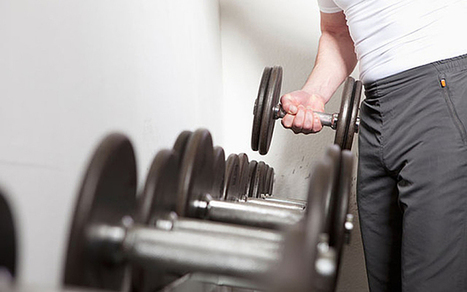 Why weight training is better for your waistline than running   older adults fitness   Scoop.it