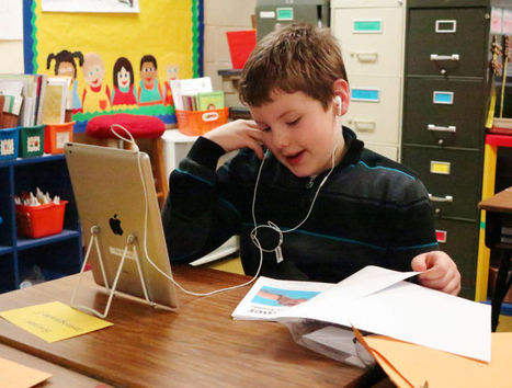 Technology allows Florence school individualized reading lessons - SCNow | Headset cackle | Scoop.it