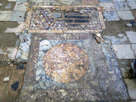 Un edificio romano monumental sale a la luz en Écija | LVDVS CHIRONIS 3.0 | Scoop.it