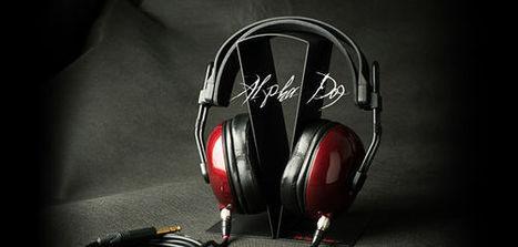 Alpha Dog, le nouveau casque imprimé de Mr Speakers | Poker Edge | Scoop.it