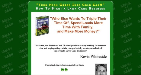 Social News Source: How To Start A Lawn Care Business - Turn Grass To Cash   Best Social Media on the Web   Scoop.it