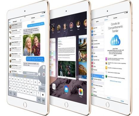 Especialista analisa as telas dos novos iPads e se decepciona | Apple iOS News | Scoop.it