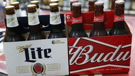 Beer giants AB InBev and SABMiller agree takeover terms | #ECON3 | Scoop.it
