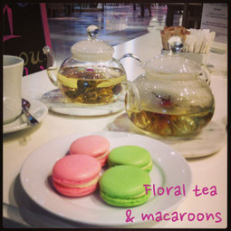 Simple pleasures: tea, macaroons and conversation on a Sunday afternoon | Simple pleasures | Scoop.it