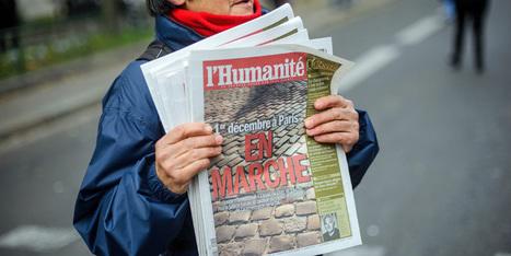 L'État offre quatre millions d'euros au journal l'Humanité | Infodetox | Scoop.it
