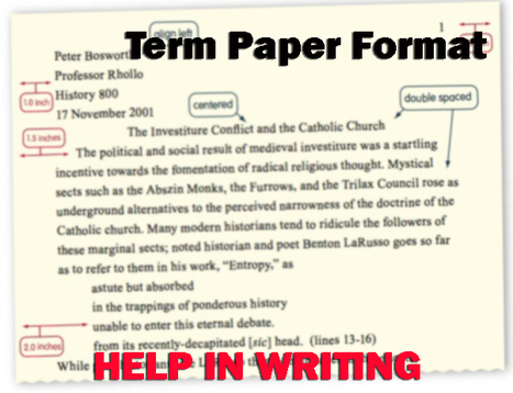 Custom Term Paper Writing | Assignment Writing Services Uk | Scoop.it