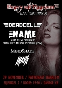 THE NAME - Album Release Show on November 29th   Heavy Metal   Scoop.it