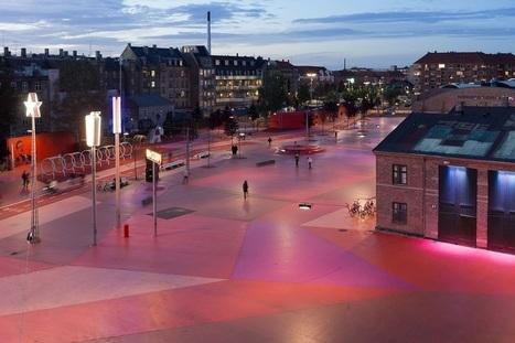 Superkilen : un parc insolite au cœur de Copenhague   ART   Scoop.it