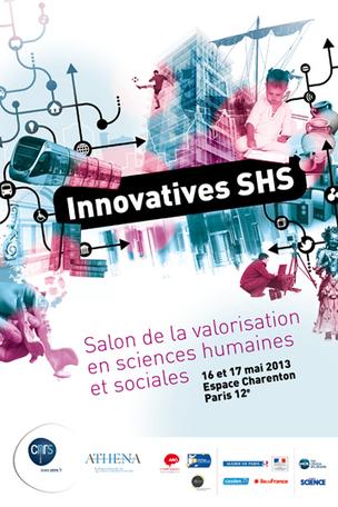 Innovatives SHS, le premier salon de la valorisation en sciences humaines et sociales - Communiqués et dossiers de presse - CNRS | Fab Lab à l'université | Scoop.it