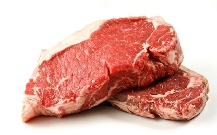 3D-Printed Meat: The Food Of The Future? - DesignTAXI.com | 3d Printed Food | Scoop.it