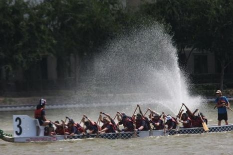 Sugar Land to host 10th annual Gulf Coast International Dragon Boat Regatta ... - Your Houston News | Paddler News | Scoop.it