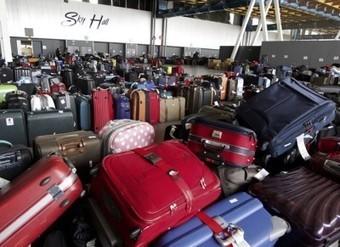 Que faire quand l'aéroport perd votre valise? | Tout sur le Tourisme | Scoop.it