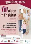 Maison de l'Habitat - une initiative commune de la Communauté d'Agglomération Caen la mer et de la Ville de Caen | conférence expos développement durable énergie | Scoop.it