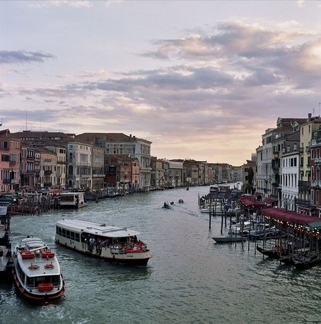 Nine ways to ride a boat in Venice | Travel and Vacation Getaway | Scoop.it