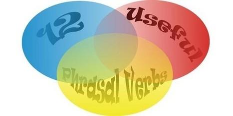 12 Useful Phrasal Verbs - English Quiz - English for Pleasure   ESL Learning   Scoop.it