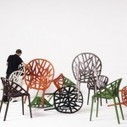 'Vegetal Chair' by Ronan & Erwan Bouroullec | Library design and architecture | Scoop.it