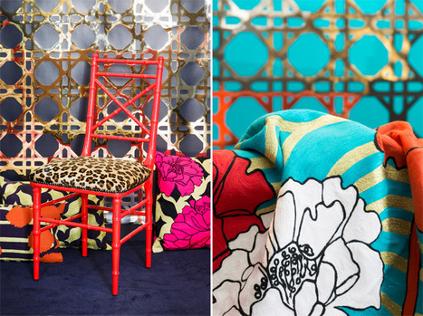 India Art n Design Global Hop : The bright and the bold of colour! | India Art n Design - DECOR | Scoop.it