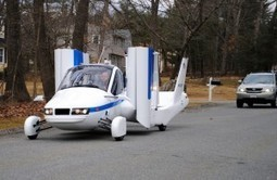 Flying Car Takes Another Step Toward Reality | TheDetroitBureau.com | Cars all over the world | Scoop.it