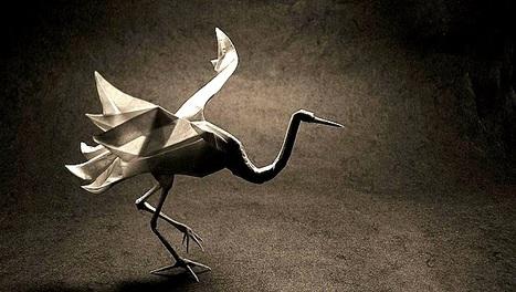 Le grand maître de l'origami - RAGEMAG | Merveilles - Marvels | Scoop.it