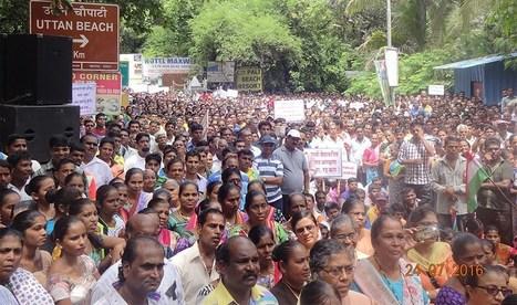 Residents of Dharavi Beth Island Resist Corporate Sponsored Development Plan | Aquaculture Directory | Scoop.it
