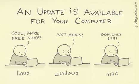 An Update is Available for Your Computer | Binterest | Scoop.it