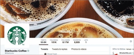 20 Brilliant Twitter Cover Photo Examples From Real Brands | Social Media & Content Marketing | Scoop.it