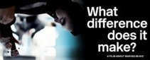 La diferencia que marca la música - Las Horas Perdidas | Música en el aula, en la vida... ¡en cualquier lugar! | Scoop.it