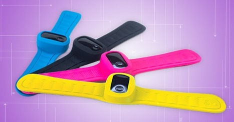 The Slap Bracelet Makes a Comeback, as a Fitness Tracker | Daily Updated Web Development & Designing News With Updated Technologies | Scoop.it