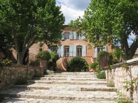 Le Château Vignelaure, un domaine imprégné d'art   Tourisme viticole en France   Scoop.it