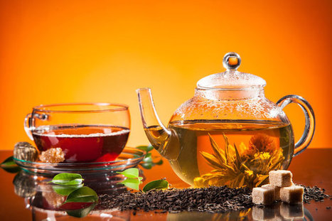 # It is always time for tea in England........ | iwdro | Scoop.it