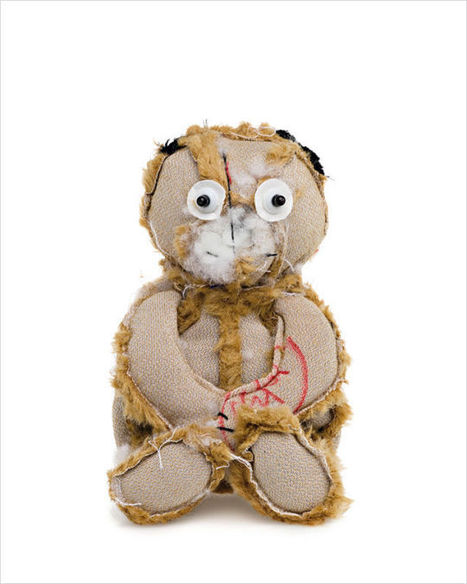 Photos Of Teddy Bears Turned Inside Out Are The Stuff Of Nightmares | Strange days indeed... | Scoop.it