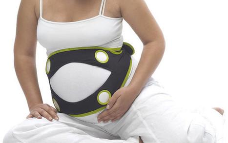 Avec Ritmo, Nuvo accompagne les femmes enceintes pendant la grossesse   Hightech, domotique, robotique et objets connectés sur le Net   Scoop.it