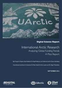 International Arctic Research: Analyzing Global Funding Trends. A Pilot Report   The Arctic Circle   Scoop.it