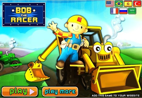 Bob The Racer - Play Best Cartoon Games | Best Cartoon Games | Scoop.it