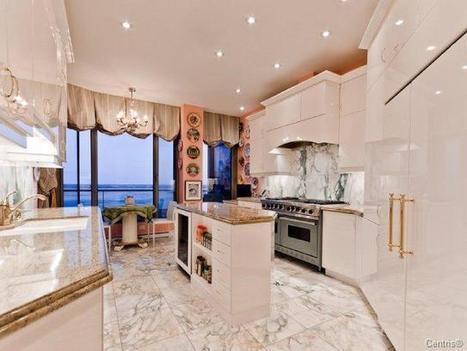 Luxurious Montreal Penthouse | PH2.14-300, avenue des Sommets, Verdun/Île-des-Sœurs, Montréal, QC | Luxury Real Estate Canada | Scoop.it