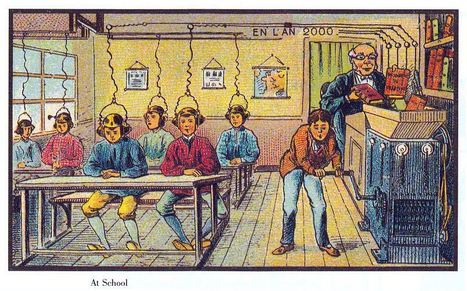 Postcards #1   History of Educational Technology   Scoop.it