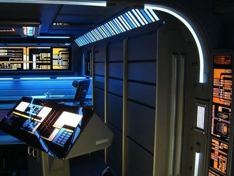 An Old Story Revisited – Whatever Happened to the Star Trek Apartment? | Strange days indeed... | Scoop.it