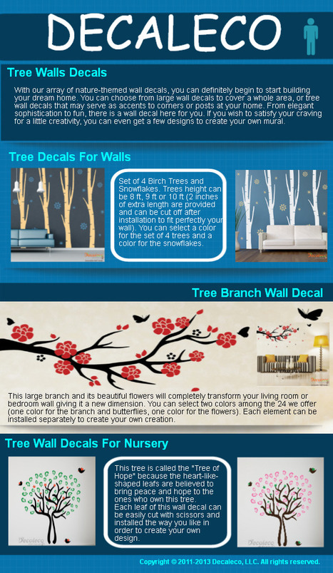 Tree Wall Decals For Nursery | Tree Wall Decals For Nursery | Scoop.it