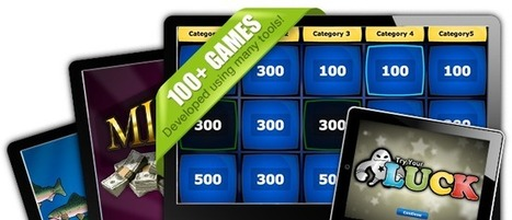 eLearning Game Templates - eLearning Templates | Outils auteurs Serious game | Scoop.it