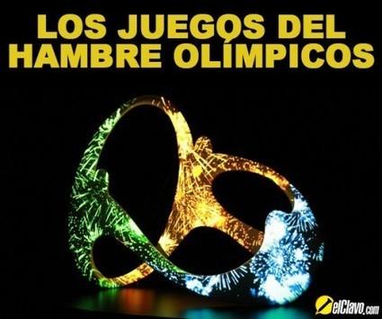 CNA: Los Olímpicos Juegos del Hambre | La R-Evolución de ARMAK | Scoop.it