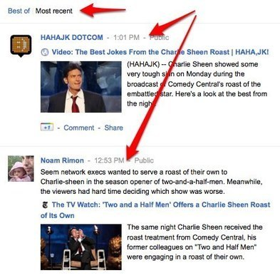 Up Close With Google+ Search | G+ Smarts | Scoop.it
